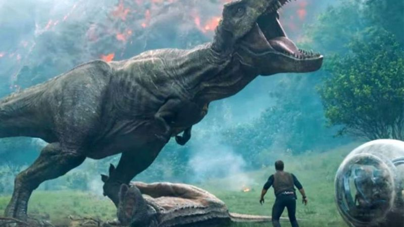 Video: Mirá el tráiler de Jurassic World: Fallen Kingdom